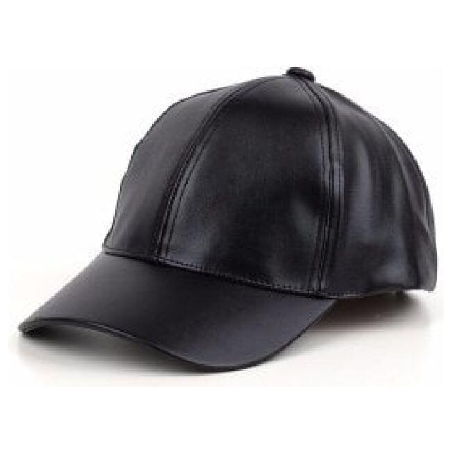 Baseball Leather Cap