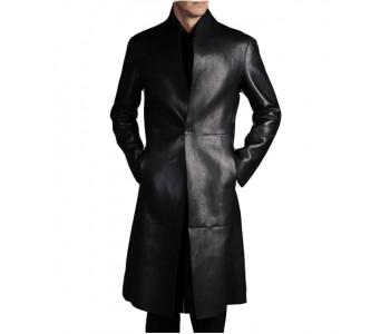 Next Glory Leather Coat