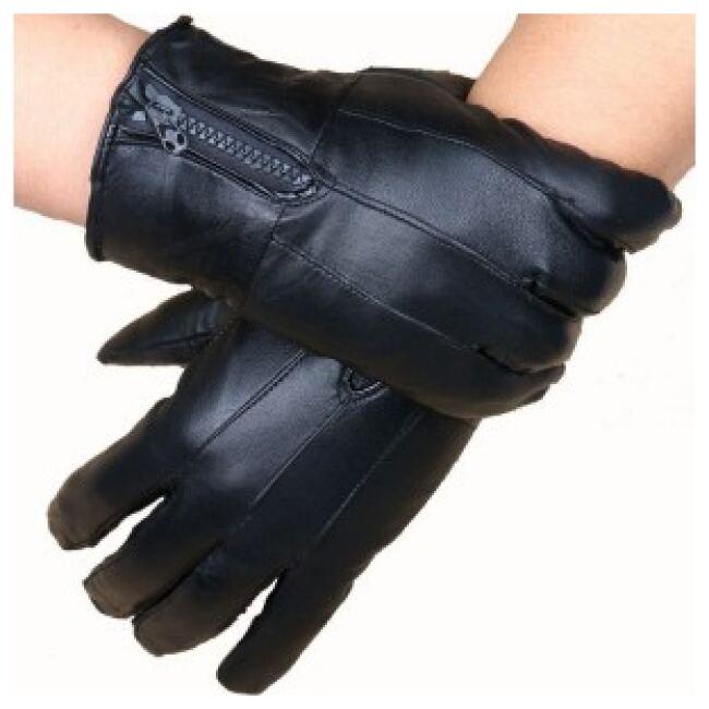Men Leather Glove